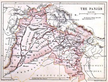 the panjab